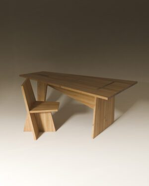"""""""Crooked Dining Table"""""""