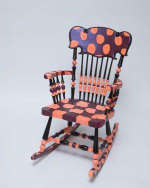 """Lizard King"" chair"