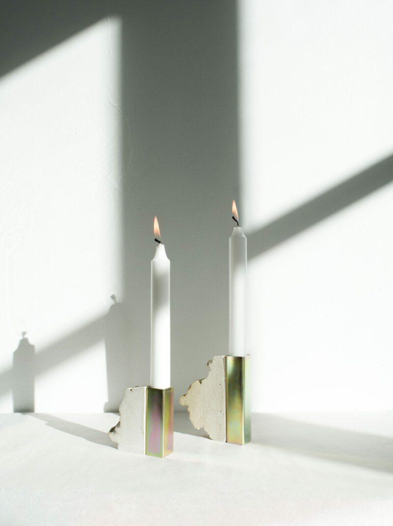 """Raituzai"" Candleholder - Small"
