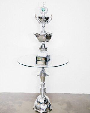 """""""Trophy"""" Table III"""