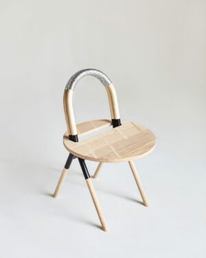 WNWI Chair for Bloomberg low back