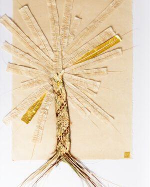 Safeefah x Japanese Grass - YASHI/Palm Tapestry