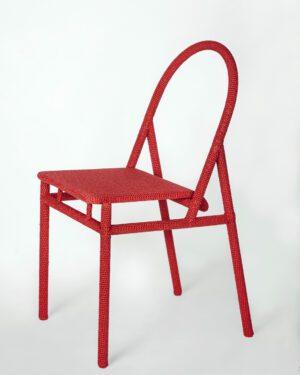 """""""Soft Non-Conformist"""" chair"""