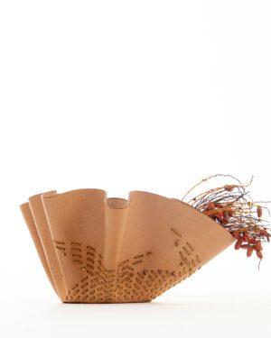 Emirati Talli x Spanish Leather - Fruit Bowl