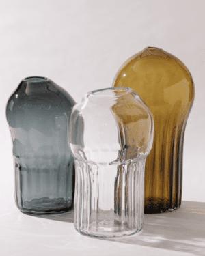 """Sílice"" Vase Collection"