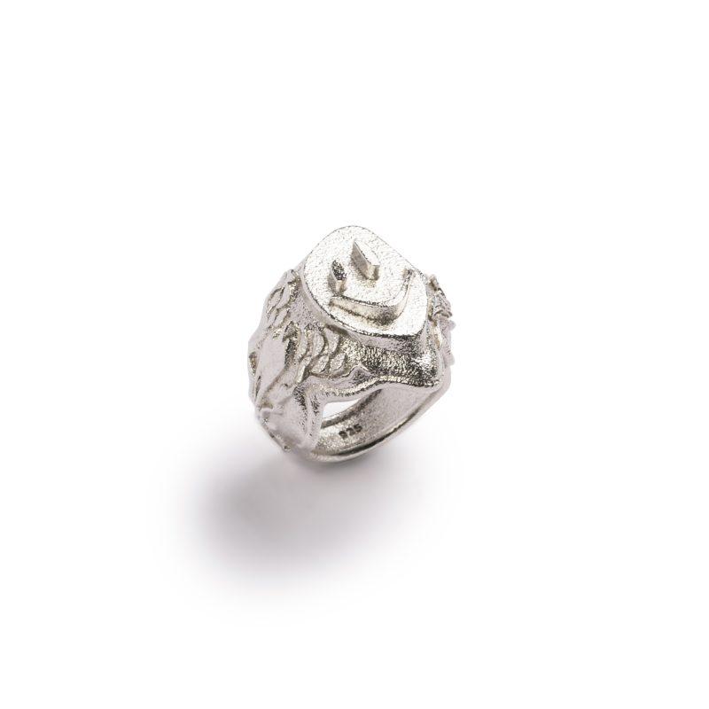 """ —.OO)):po20Y"" Ring"