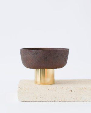 """""""GIRIA"""" Pedestal Bowl"""
