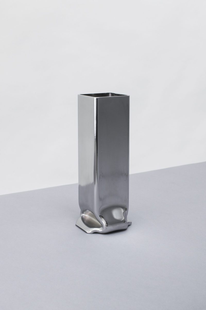 Pressure Vase Square Tall