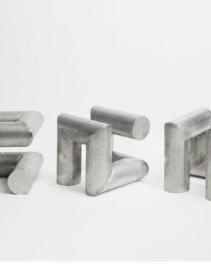 Bent (Aluminum) A, B & C
