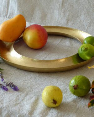 """Órbita"" fruit bowl"