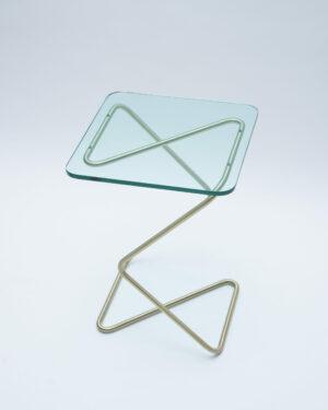 """Crystal Table"" Green"
