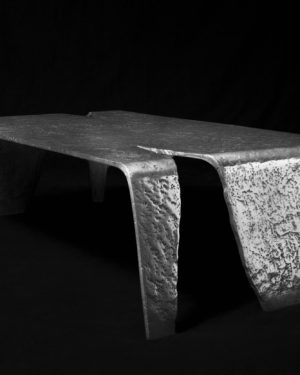 """""""Ria, calm waters"""" coffee table"""
