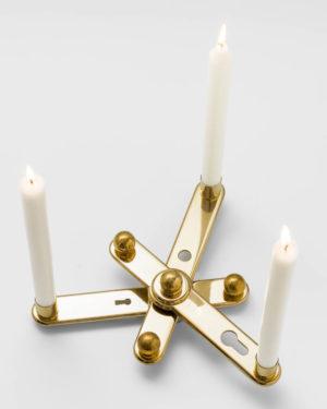 """""""REmix Candleholder Vol. 1: 3 Candles"""""""