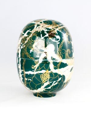 """Deep Ocean"" Egg Vessels Collection"