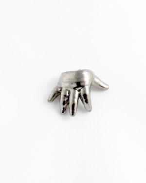 Platinum Baby Hand Pendant