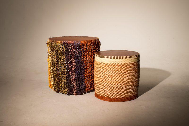 Alma-Raíz Stool & Table Collection