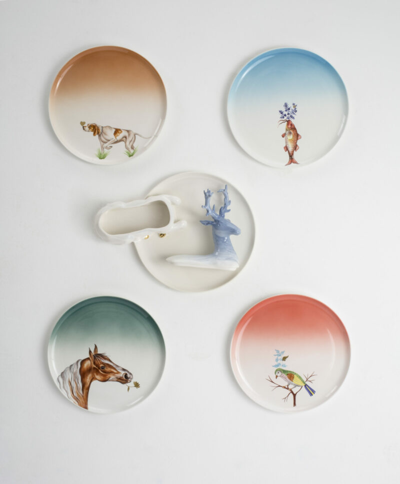 """""""Another Nature"""" Plate"""