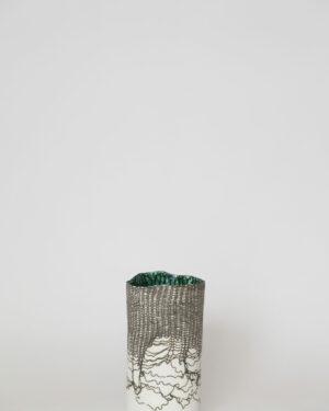 """""""CU"""" Ceramic Vase - L"""