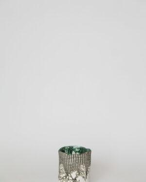 """""""CU"""" Ceramic Vase - M"""