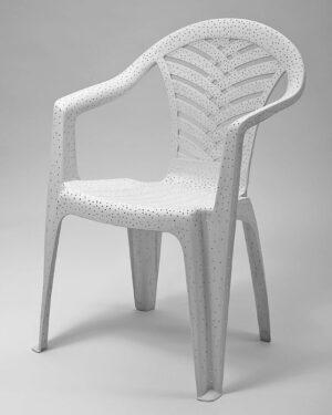 White Billion Chairs No. 25/33