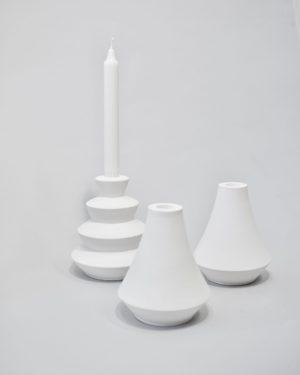 """""""Kuusikko II"""" Candle Holder"""