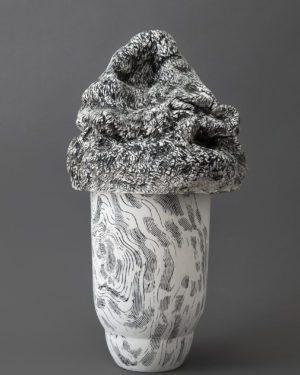 """Kynnet / Nails"" Sculpture"