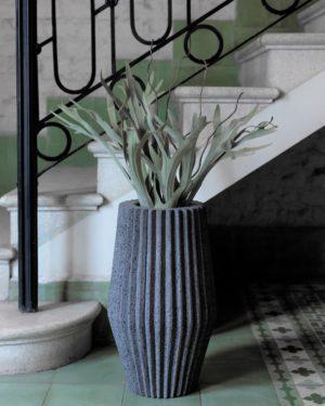 """Mayapán"" Large Vase"