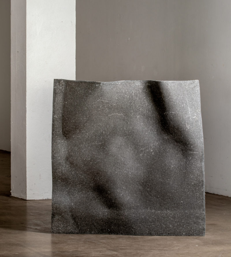 """Fluctuation 9"" wall/floor piece"