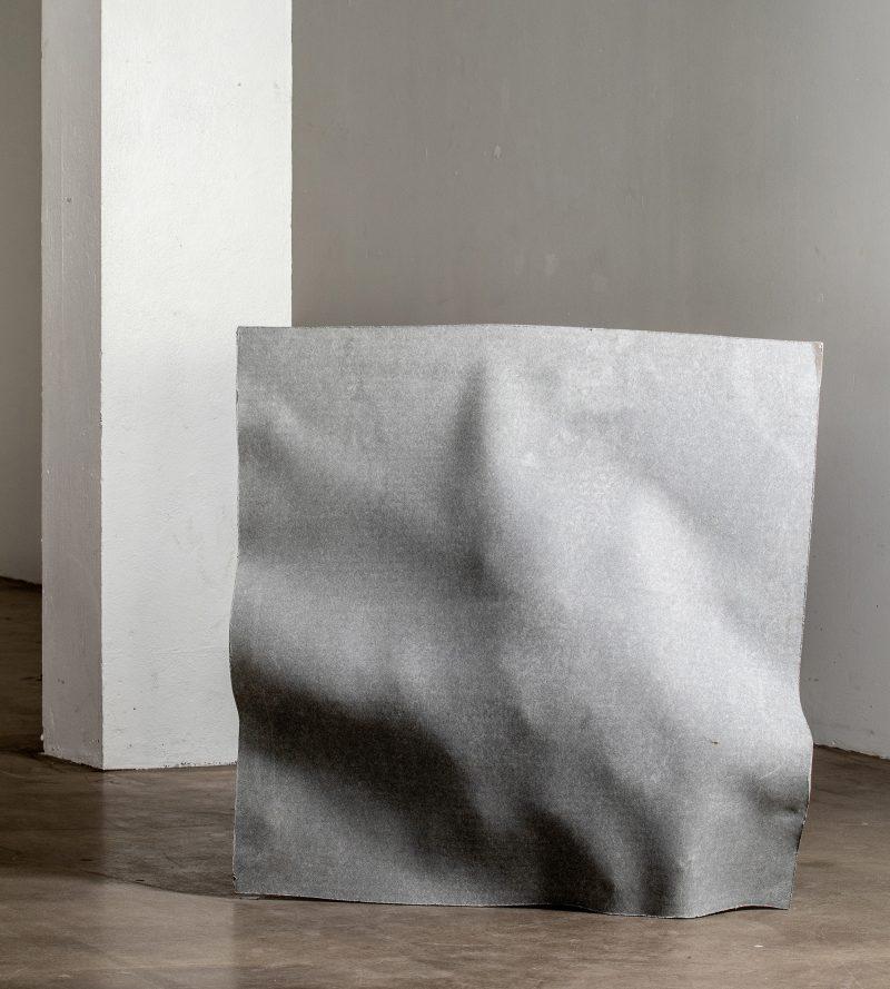 """Fluctuation 5"" wall/floor piece"