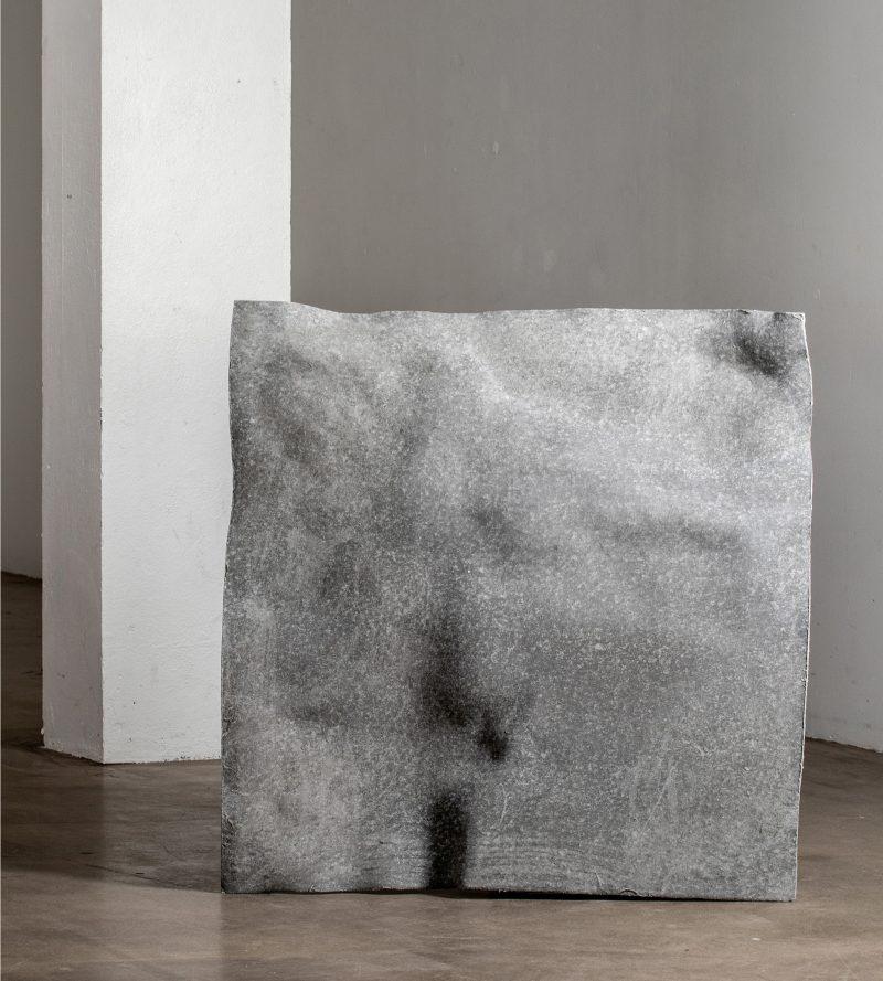 """Fluctuation 8"" wall/floor piece"