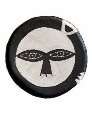"""""""Anatolian Goddess"""" plate"""