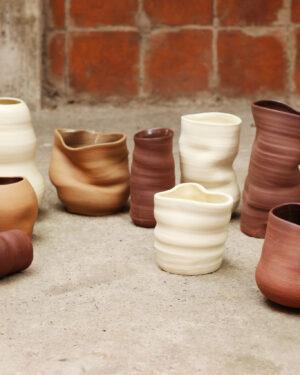 """""""LOS"""" Ceramic Containers"""
