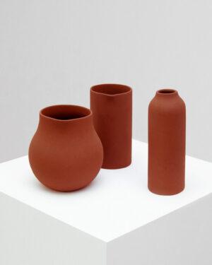 """""""Engobe"""" Vases"""