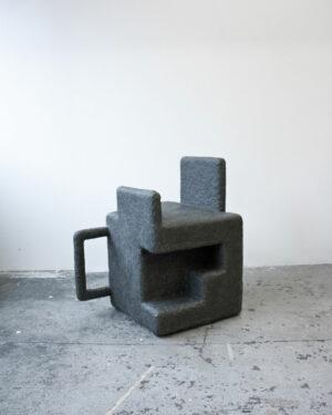"""The Art of Sitting"" Grey"