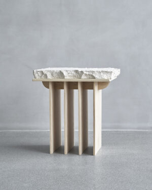 Thinking space – Stool – From the collection Artificial nature