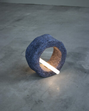 Relic lamp, ring